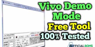 VIVO Demo Mode Remove Free Tool Download 100% Test Safe