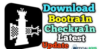 Bootra1n Download Linux Based For Checkra1n Latest Update