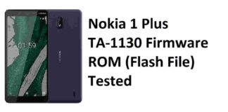 Nokia 1 Plus Flash File