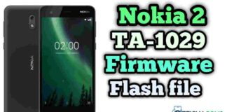 Nokia 2 TA-1029 Firmware Flash File