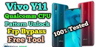 Vivo Y11 Qualcomm CPU Password Remove