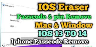 iOS eraser and iOS firmware repair tool (Mac & Win)