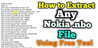 How to Extract Any Nokia nbo File Using Free Tool