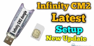 Infinity CM2 v2.21 Dongle Latest Setup All New Version