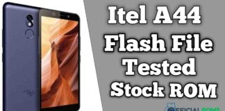 Itel a44 flash file Tested Firmware (Stock ROM)