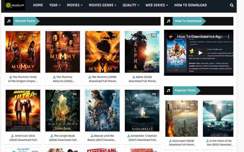 MoviesFlix | Movies Flix - MoviezFlix - 300mb movies, 480p movies