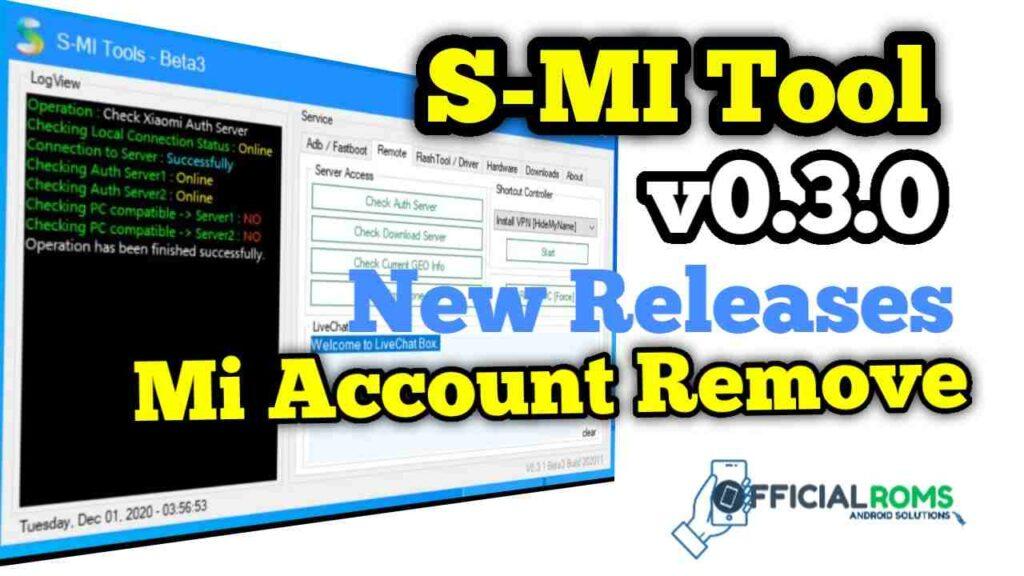 S-MI Tools V0.3.0 Beta 3 Released | Free Download