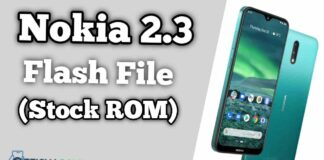 Nokia 2.3 Flash File Firmware (Stock ROM)
