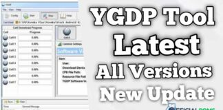 YGDP Tool Download Latest