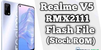 Realme V5 5G RMX2111 Flash File (Firmware)