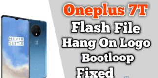 Download Oneplus 7T flash file Stock ROM