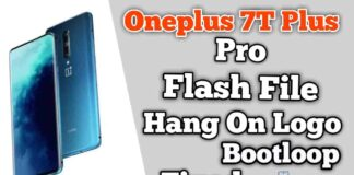 Download Oneplus 7T plus pro flash file Stock ROM