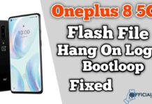Download Oneplus 8 5G flash file Stock ROM