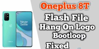Download Oneplus 8T flash file Stock ROM