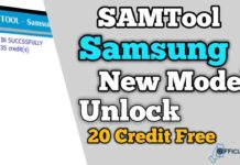 SAMTool Beta Latest Free Download & Free 20 Credit Balance