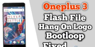 OnePlus 3 Flash File Firmware (Stock ROM)