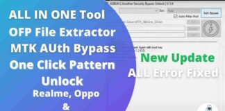 ASBUN Another Security Bypass Unlock Tool V3.6 All Error Fixed