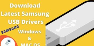 New Download Samsung USB Drivers For Window & MAC Full Guide