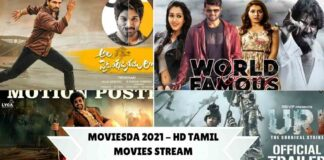 Moviesda 2021 - HD Tamil Movies Stream Website Movies