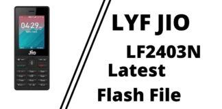 Jio LF2403N Flash File