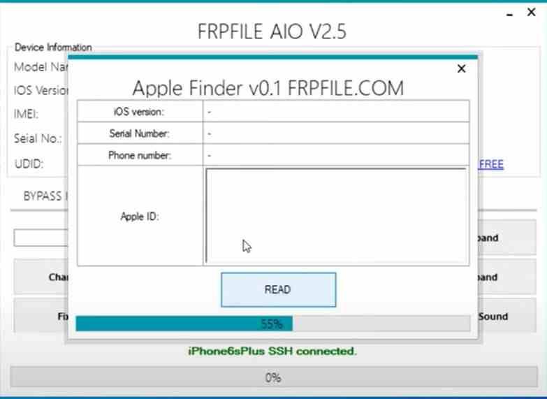 Apple Finder 1.0