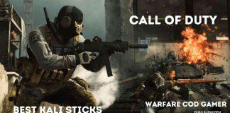 Call of Duty Best Kali Sticks Modern Warfare COD GAMER
