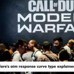Modern Warfare's aim response curve type explained Call of Duty