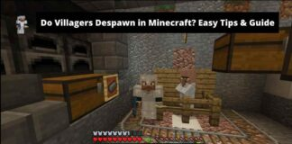 Do Villagers Despawn in Minecraft? Easy Tips & Guide
