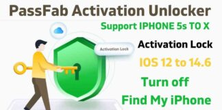 IPhone Icloud Bypass IOS 12 to 14.6 Passfab Activation Unlocker