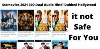 Ssrmovies 2021 300 Dual Audio Hindi Dubbed Hollywood it not Safe For You