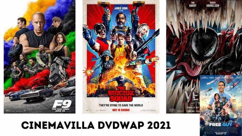 Cinemavilla DVDWAP 2021  Illegal Website keralahd