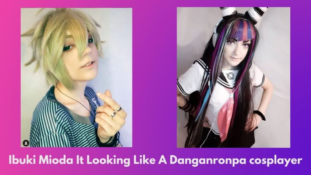 real-life Ibuki Mioda It Looking Like A Danganronpa cosplayer