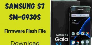 Samsung S7 SM-G930S Firmware Flash File (Stock Rom) This page contains the Samsung S7 SM-930S firmware. Here is the s7 SM-930S flash file