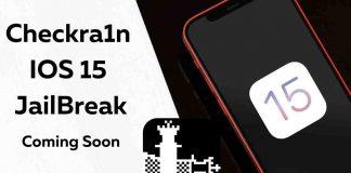 Checkra1n IOS 15 JailBreak Coming Soon Bootmax