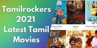 tamilrockers 2021 Latest Tamil Movies Web Series Leaked