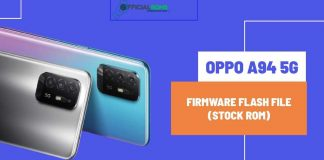 Oppo A94 5G Firmware Flash File (Stock Rom)
