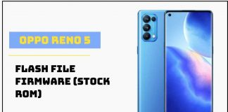 Oppo Reno 5 5G Flash File