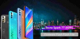 Tecno Spark 7t (kF6p) Firmware Flash File (Stock Rom)